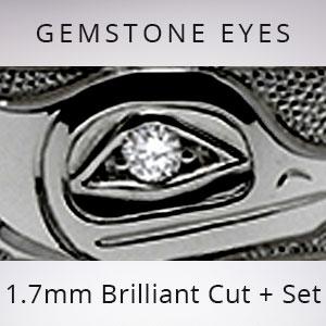 Gemstones (pair)